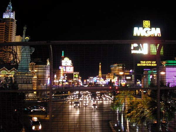 Las Vegas - main Strip