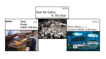 Figure 4: Recordings from the Florida Folklife Collection