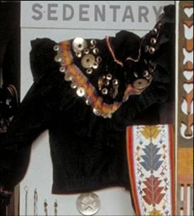 Potawatomi blouse, courtesy of Martha de Montano