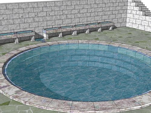 Figure 2: The plunge bath