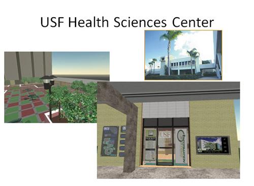 Figure 21: USF Health Sciences Center
