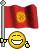 Kyrgyzstan emoticon