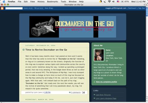 Figure 2: Docmaker on the Go
