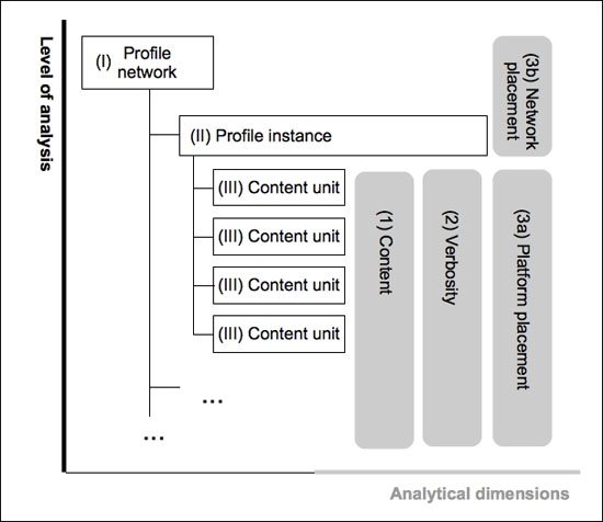 Figure 2: Resulting analytical framework