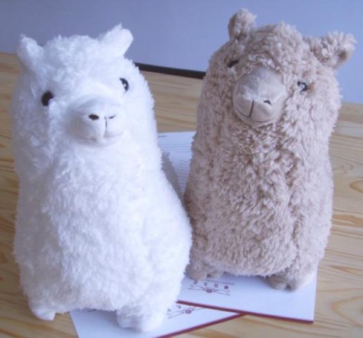 Figure 1: Grass Mud Horse plush toy