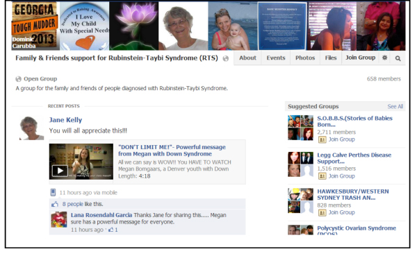 RTS Facebook