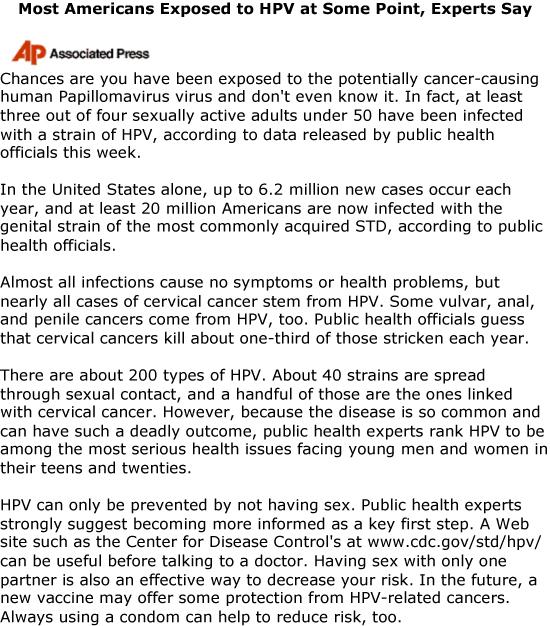 Virus treatment article