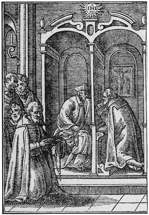 A model confessional