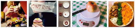 Representations of food