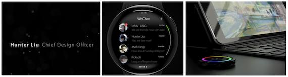 Liu's Apple Watch X concept