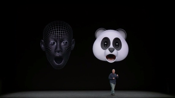 Apple's launch of animoji in September, 2017