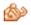 emoji hand gesture